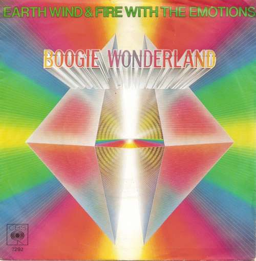 Bild Earth, Wind & Fire With The Emotions - Boogie Wonderland (7, Single, Promo) Schallplatten Ankauf