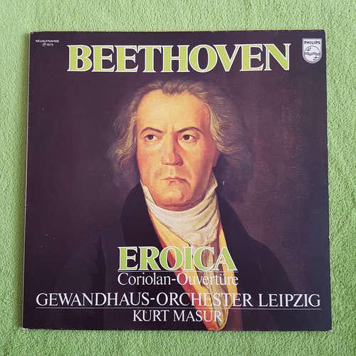 Bild Beethoven*, Gewandhausorchester Leipzig, Kurt Masur - Eroica / Coriolan-Ouvertüre (LP) Schallplatten Ankauf