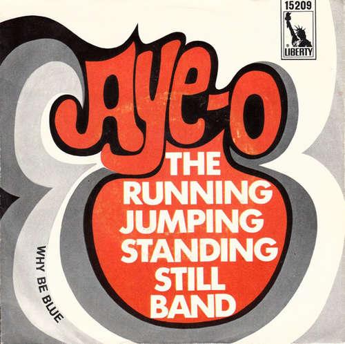 Cover The Running Jumping Standing Still Band* - Aye-O (7, Single) Schallplatten Ankauf