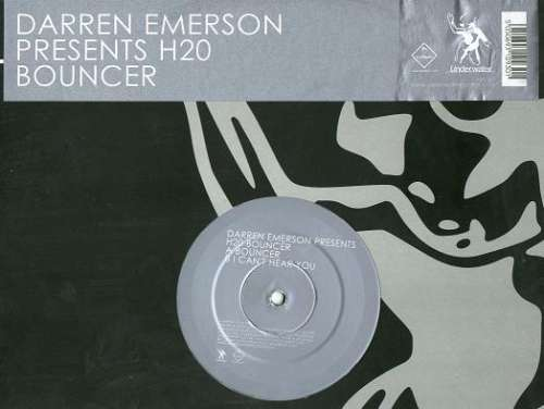 Cover Darren Emerson Presents H2O (10) - Bouncer (12) Schallplatten Ankauf
