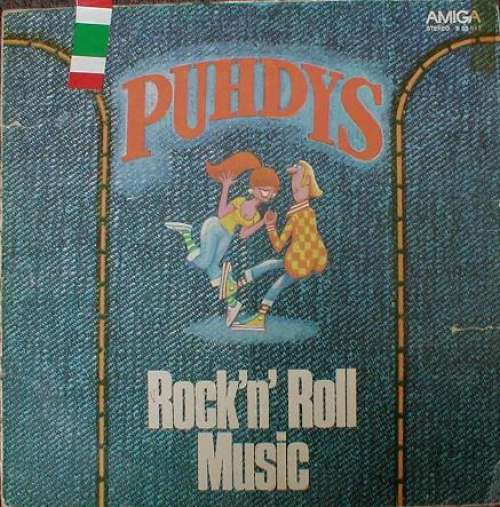 Bild Puhdys - Rock'n'Roll Music (LP, Album) Schallplatten Ankauf
