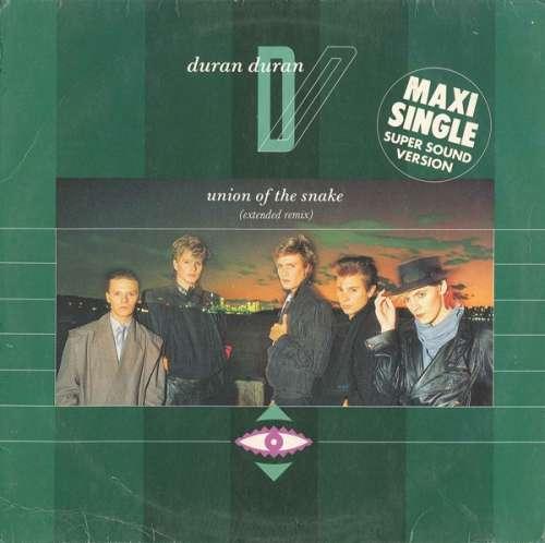 Cover zu Duran Duran - Union Of The Snake (Extended Remix) (12, Maxi) Schallplatten Ankauf