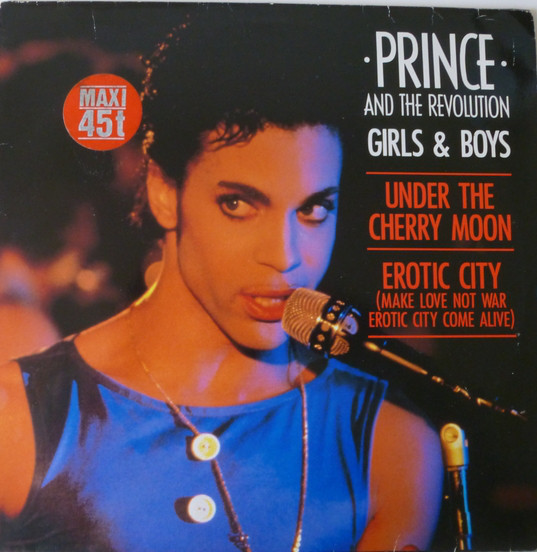 Bild Prince And The Revolution - Girls & Boys (12, Maxi) Schallplatten Ankauf