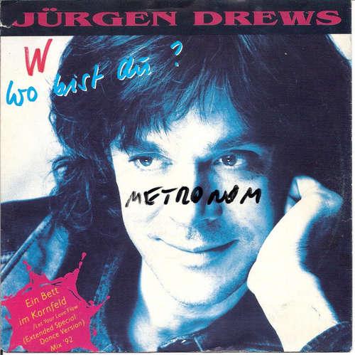 Bild Jürgen Drews - Wo Bist Du? (7, Single) Schallplatten Ankauf