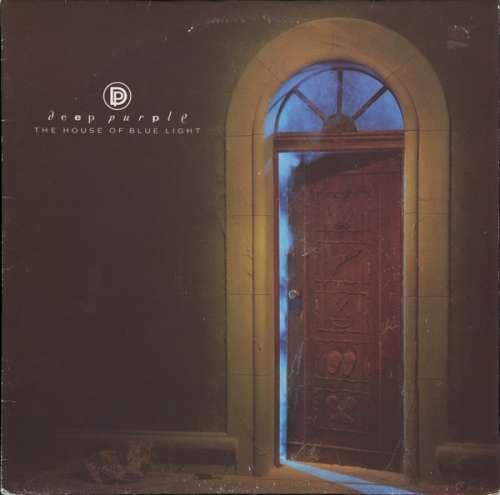 Cover Deep Purple - The House Of Blue Light (LP, Album, Han) Schallplatten Ankauf