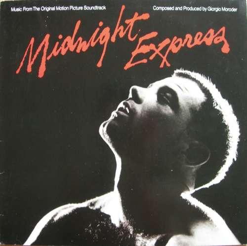 Cover Giorgio Moroder - Midnight Express (Music From The Original Motion Picture Soundtrack) (LP, Album) Schallplatten Ankauf