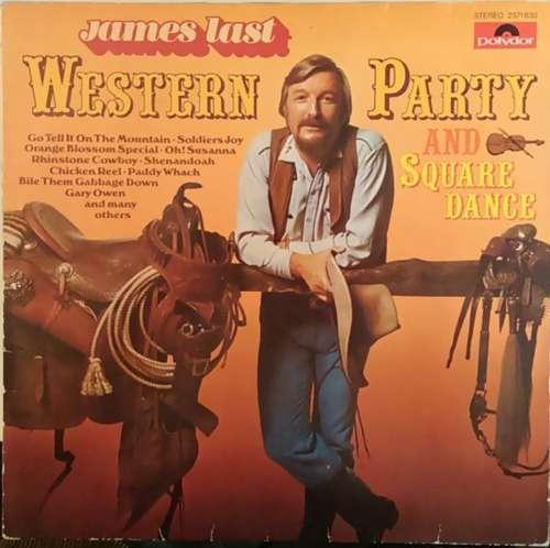 Bild James Last - Western Party And Square Dance (LP, Album) Schallplatten Ankauf