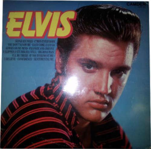 Cover Elvis Presley - Elvis (LP, Comp) Schallplatten Ankauf