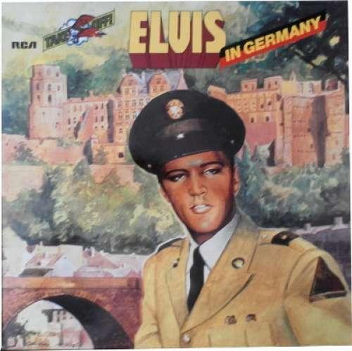 Cover Elvis Presley - Elvis In Germany (LP) Schallplatten Ankauf