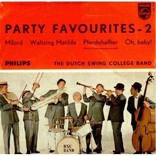 Bild The Dutch Swing College Band - Party Favourites - 2 (7, EP) Schallplatten Ankauf