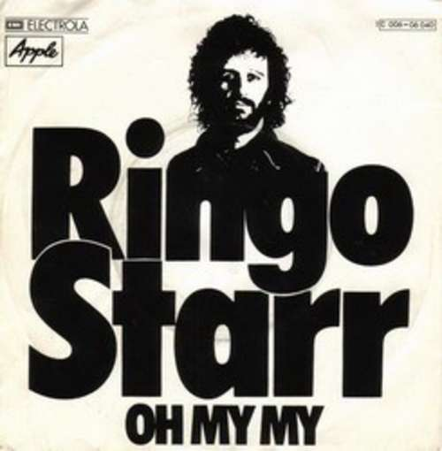 Bild Ringo Starr - Oh My My (7, Single) Schallplatten Ankauf