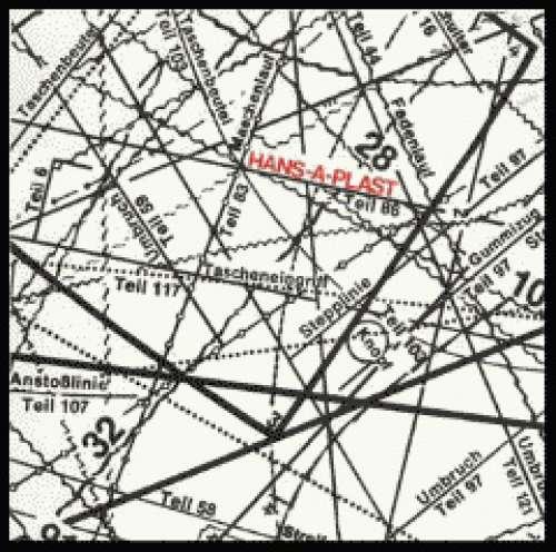 Cover Hans-A-Plast - 2 (LP, Album) Schallplatten Ankauf