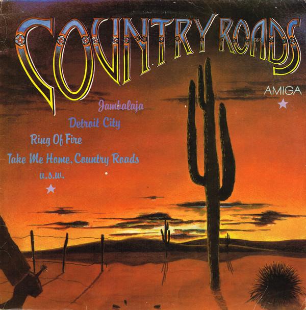 Bild Various - Country Roads (LP, Album, RE) Schallplatten Ankauf