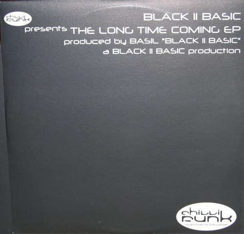 Cover Black II Basic - The Long Time Coming EP (12, EP) Schallplatten Ankauf