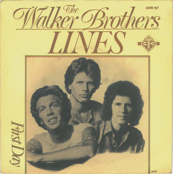 Bild The Walker Brothers - Lines (7, Single) Schallplatten Ankauf
