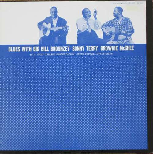 Cover zu Big Bill Broonzey* ◾ Sonny Terry ◾ Brownie McGhee - This Is The Blues (LP, Mono, RE) Schallplatten Ankauf