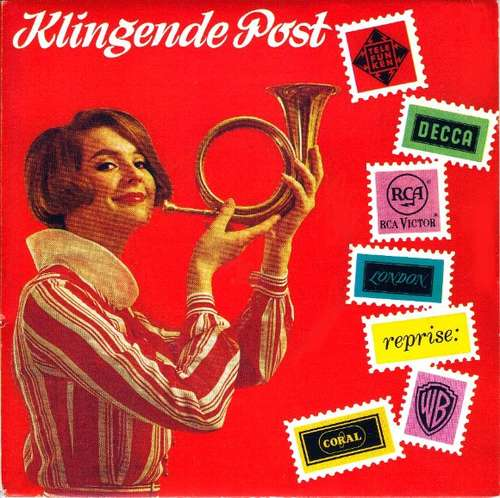 Bild Various - Klingende Post I/1967 (7, Mixed, Promo, Smplr) Schallplatten Ankauf