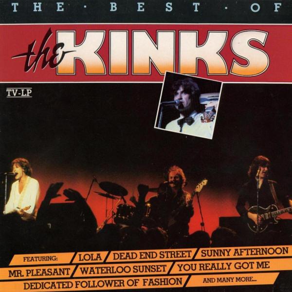 Cover The Kinks - The Best Of (LP, Comp) Schallplatten Ankauf