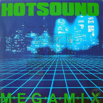 Bild Various - Hotsound Megamix 2 (12, Mixed) Schallplatten Ankauf