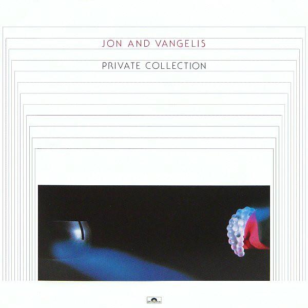 Cover Jon And Vangelis* - Private Collection (LP, Album) Schallplatten Ankauf