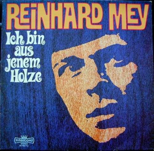 Bild Reinhard Mey - Ich Bin Aus Jenem Holze (LP, Album, Red) Schallplatten Ankauf