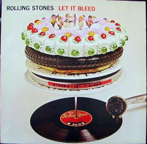 Cover The Rolling Stones - Let It Bleed (LP, Album, RE) Schallplatten Ankauf