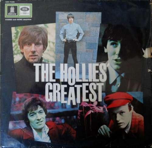 Bild The Hollies - The Hollies' Greatest (LP, Comp) Schallplatten Ankauf
