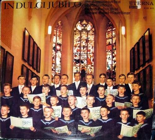 Cover zu Thomanerchor, Hannes Kästner, Erhard Mauersberger - In Dulci Jubilo - Der Thomanerchor Singt Zur Weihnachtszeit (LP, Album) Schallplatten Ankauf