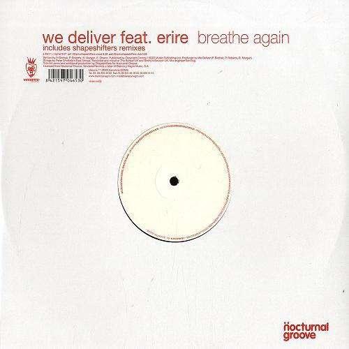 Bild We Deliver - Breathe Again (12) Schallplatten Ankauf