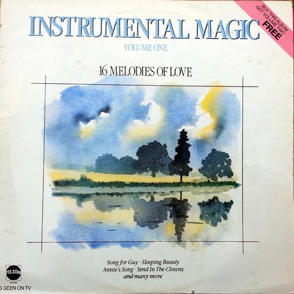 Bild Various - Instrumental Magic Volume One (LP, Comp) Schallplatten Ankauf