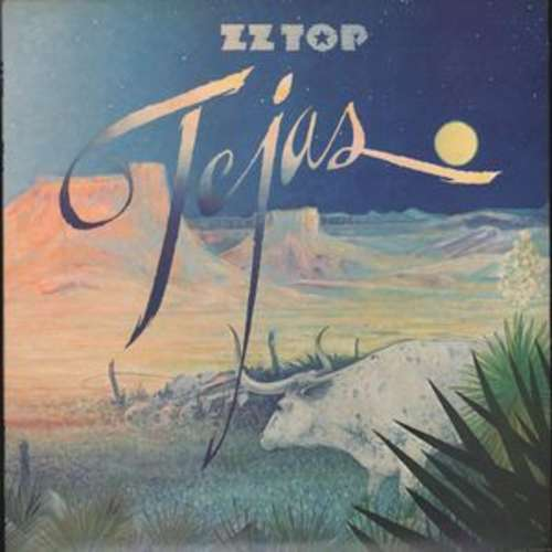 Cover ZZ Top - Tejas (LP, Album, RE) Schallplatten Ankauf