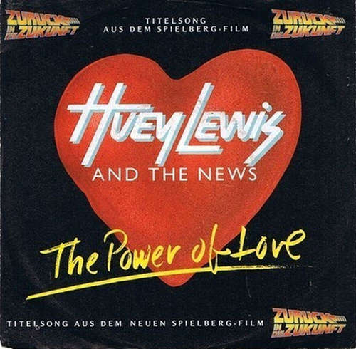 Bild Huey Lewis And The News* - The Power Of Love (7, Single) Schallplatten Ankauf