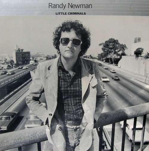 Cover zu Randy Newman - Little Criminals (LP, Album) Schallplatten Ankauf