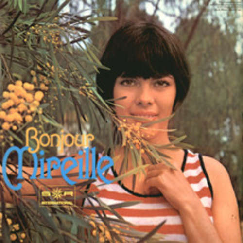 Cover Mireille Mathieu - Bonjour Mireille (LP, Comp) Schallplatten Ankauf