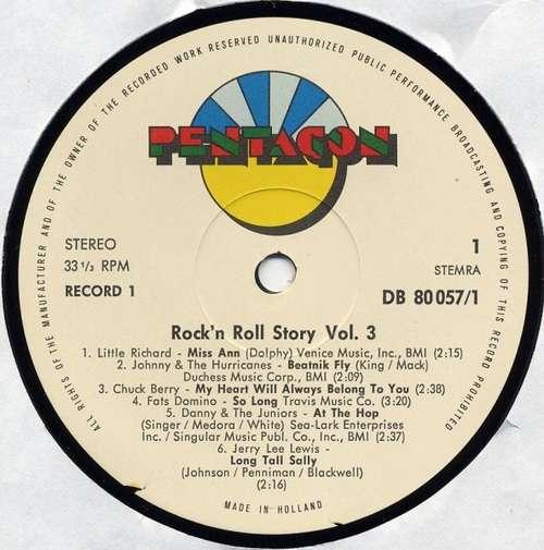 Bild Various - The Rock'N'Roll Story Vol. III (2xLP, Comp) Schallplatten Ankauf