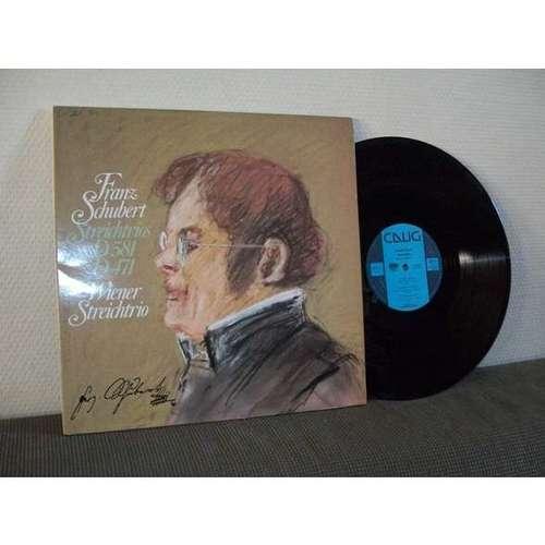 Cover zu Schubert* / Haydn* - Wiener Streichtrio - Streichtrios - String Trios (LP) Schallplatten Ankauf