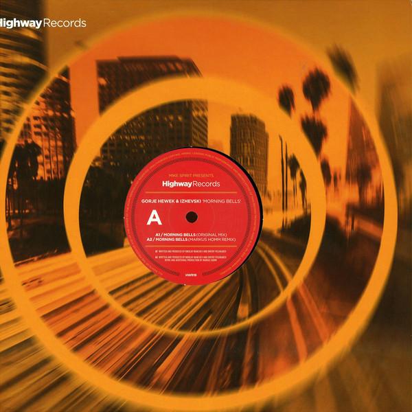 Cover Gorje Hewek & Izhevski - Morning Bells (12) Schallplatten Ankauf