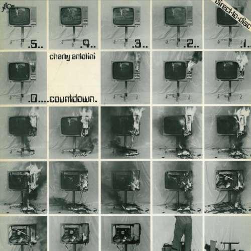 Bild Charly Antolini - Countdown (LP, Album, Ltd, dir) Schallplatten Ankauf