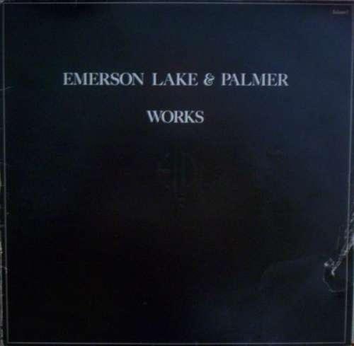 Cover Emerson, Lake & Palmer - Works Volume 1 (2xLP, Album, Club, Gat) Schallplatten Ankauf