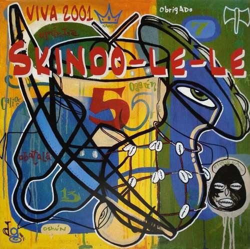 Cover zu Viva 2001 Feat. Jaya (2) & Jacko Peake - Skindo-Le-Le (12) Schallplatten Ankauf
