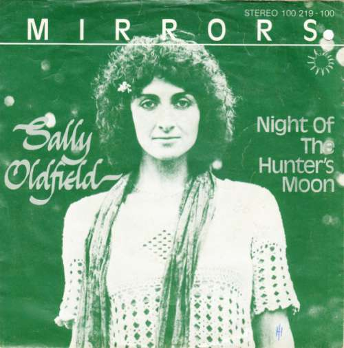 Bild Sally Oldfield - Mirrors (7, Single) Schallplatten Ankauf