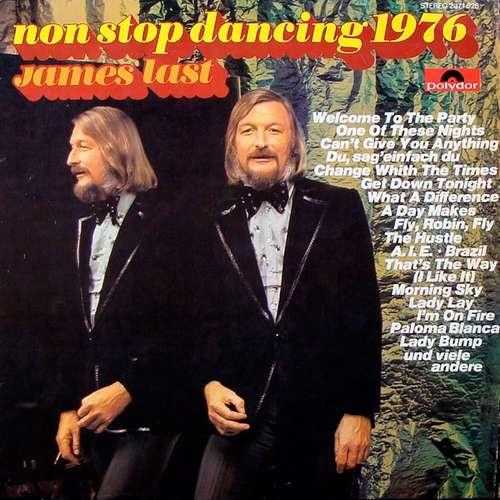 Bild James Last - Non Stop Dancing 1976 (LP, Album, Mixed) Schallplatten Ankauf