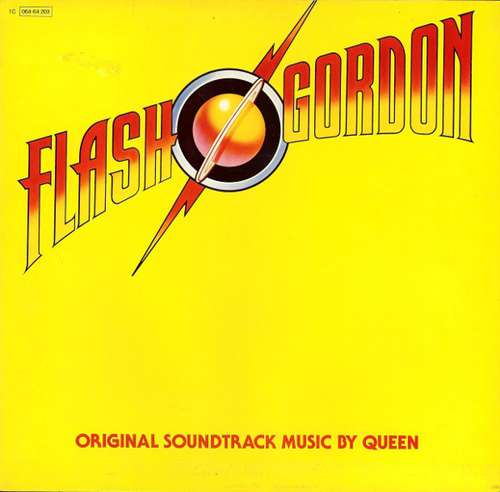 Cover Queen - Flash Gordon (Original Soundtrack Music) (LP, Album) Schallplatten Ankauf