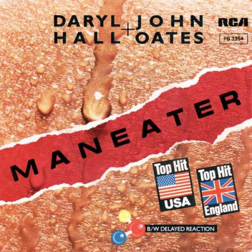 Bild Daryl Hall + John Oates* - Maneater (7, Single) Schallplatten Ankauf
