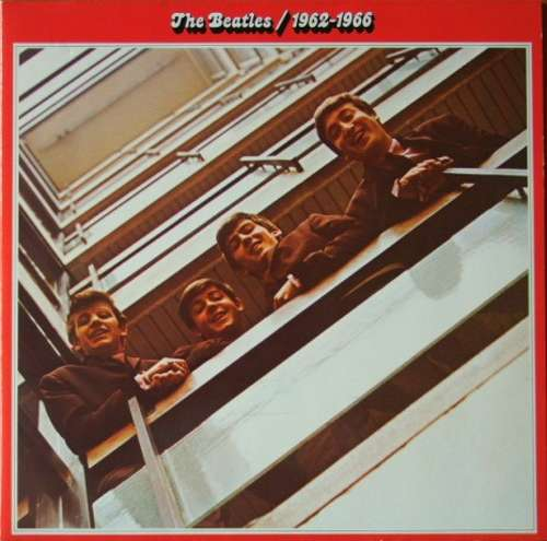 Cover The Beatles - 1962-1966 (2xLP, Comp, RE, Gat) Schallplatten Ankauf
