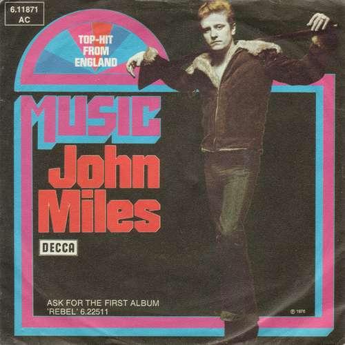 Bild John Miles - Music (7, Single) Schallplatten Ankauf