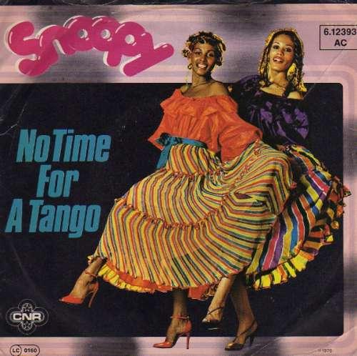 Bild Snoopy (3) - No Time For A Tango (7, Single) Schallplatten Ankauf