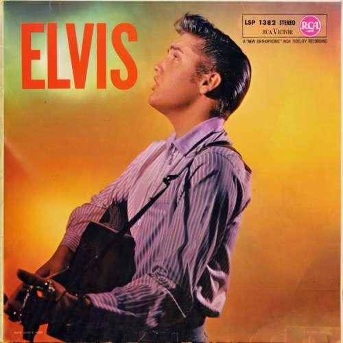 Cover Elvis Presley - Elvis (LP, RE) Schallplatten Ankauf