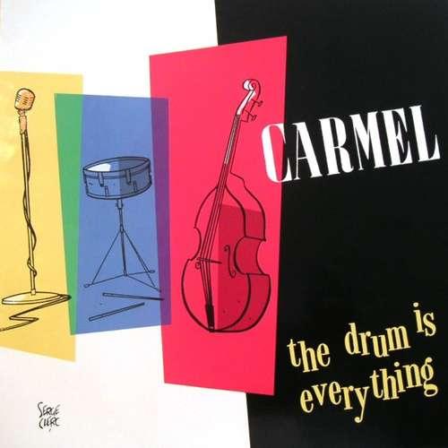 Bild Carmel (2) - The Drum Is Everything (LP, Album) Schallplatten Ankauf