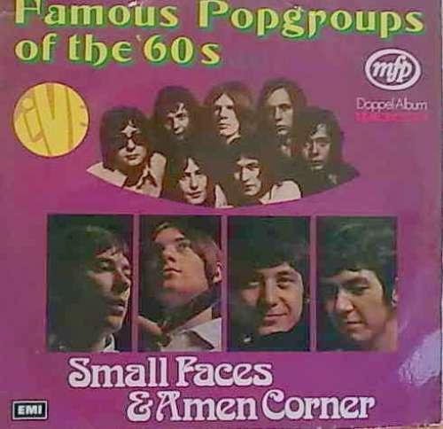 Bild Small Faces & Amen Corner - Famous Popgroups Of The '60s Vol. 1 (2xLP, Comp) Schallplatten Ankauf